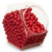 Red Sixlets Candy