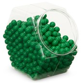 Green Sixlets Candy