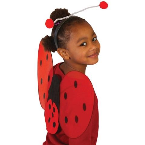 Ladybug Wing Set