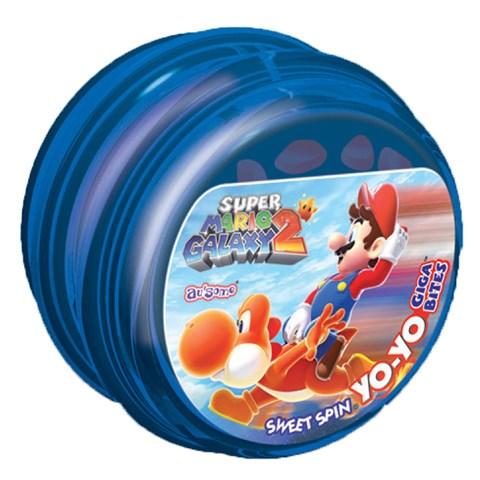 Super Mario Yo-Yo Giga Bites Candy