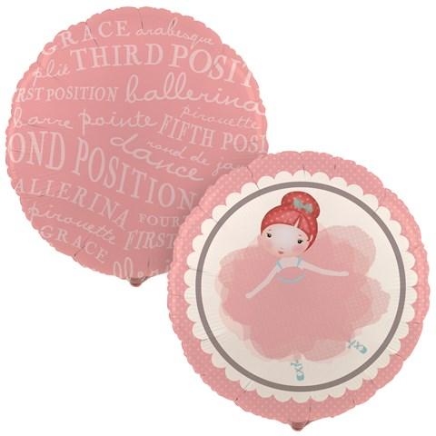 Ballerina Tutu Foil Balloon