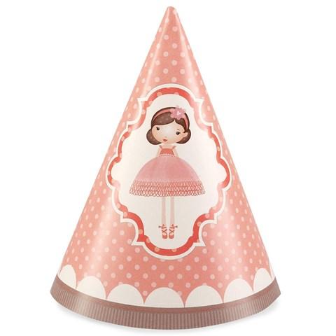 Ballerina Tutu Cone Hats