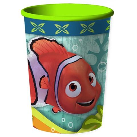 Disney Nemo's Coral Reef 16 oz. Plastic Cup