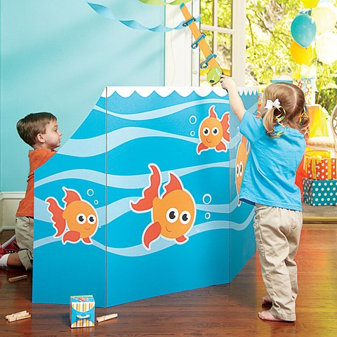 Fishing Wall Activity Kit