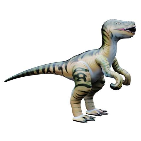 Inflatable Velociraptor
