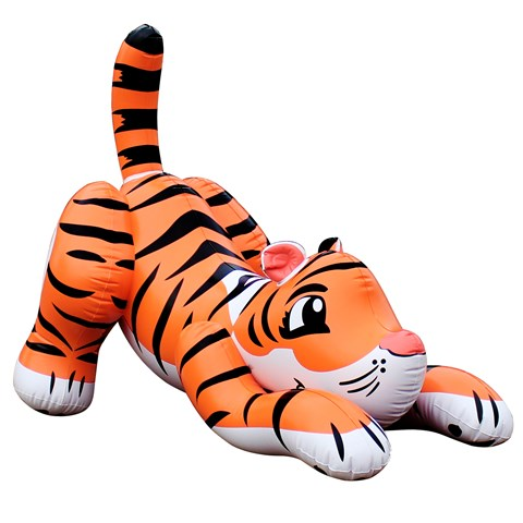 "Inflatable Tiger (36"")"