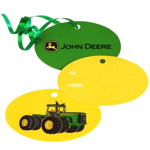 John Deere Gift Tags