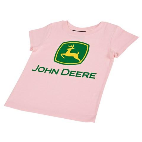 John Deere Pink T-Shirt