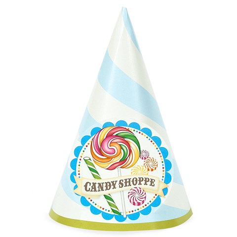Candy Shoppe Cone Hats