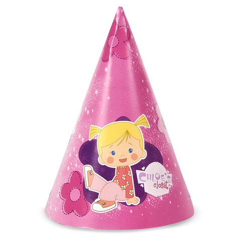 Chloe's Closet Cone Hats