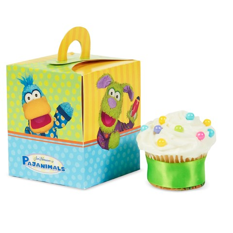 Pajanimals Cupcake Boxes