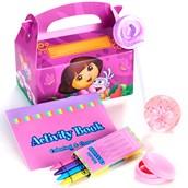 Dora's Flower Adventure Filled Party Favor Box