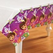 Dora's Flower Adventure Plastic Tablecover