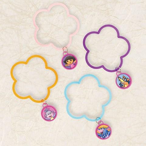 Dora's Flower Adventure Bracelets