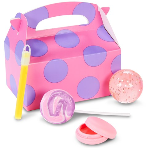 My Little Pony Friendship Magic Filled Party Favor Box
