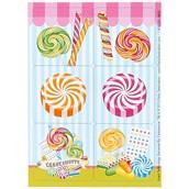 Candy Shoppe Sticker Sheets