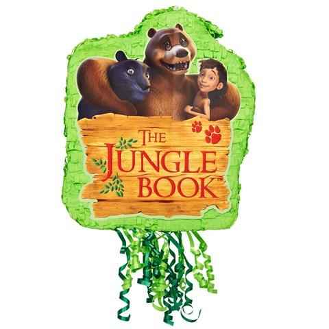 The Jungle Book Pull-String Pinata