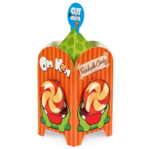 Cut the Rope Centerpiece