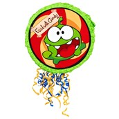 Cut the Rope Pull-String Pinata