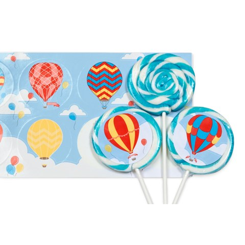Up, Up and Away Large Lollipop Kit