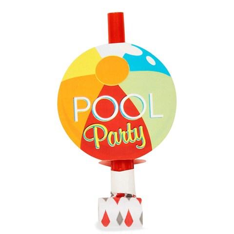 Splashin' Pool Party Blowouts