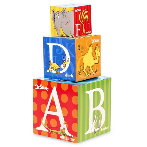 Dr. Seuss ABC - Gift Box Set