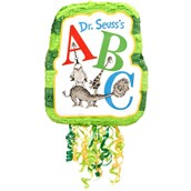 Dr. Seuss ABC Pull-String Pinata