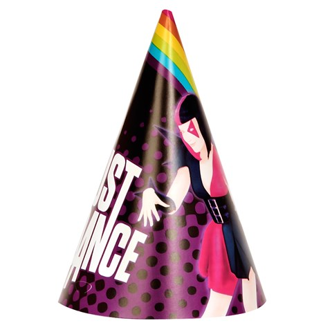 Just Dance Cone Hats