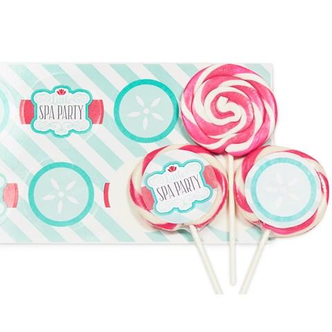 Little Spa Party Large Lollipop Kit