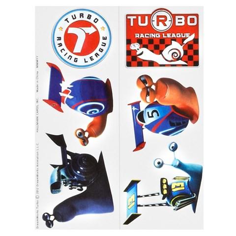 Turbo Tattoo Sheets