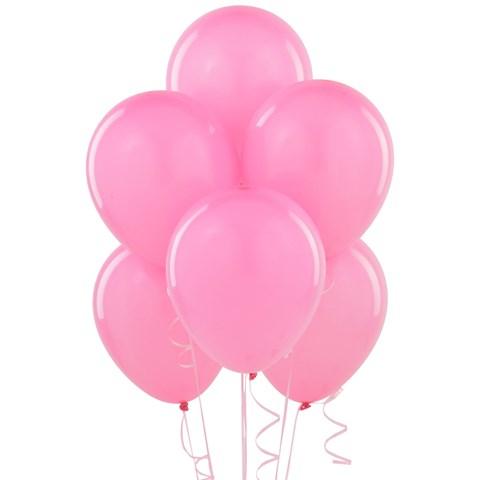 Pink Latex Balloons