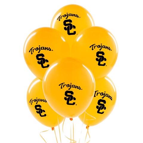 USC Trojans Latex Balloons