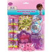 Disney Junior Doc McStuffins Party Favor Value Pack