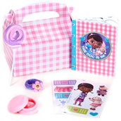 Disney Junior Doc McStuffins Filled Party Favor Box