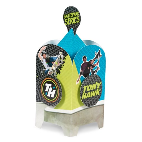 Tony Hawk Skatepark Series Centerpiece