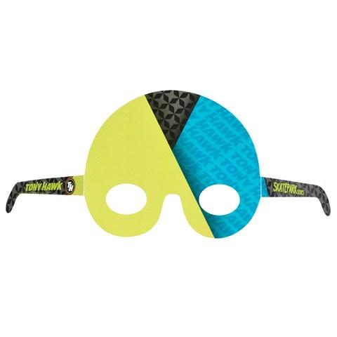Tony Hawk Skatepark Series Paper Masks