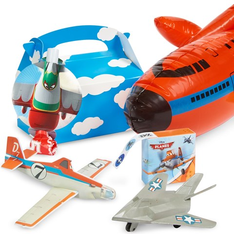 Disney Planes Party Favor Box