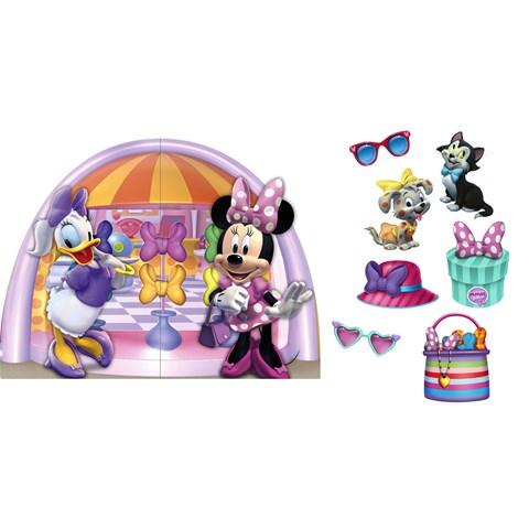 Disney Minnie Dream Party Backdrop & Props Kit