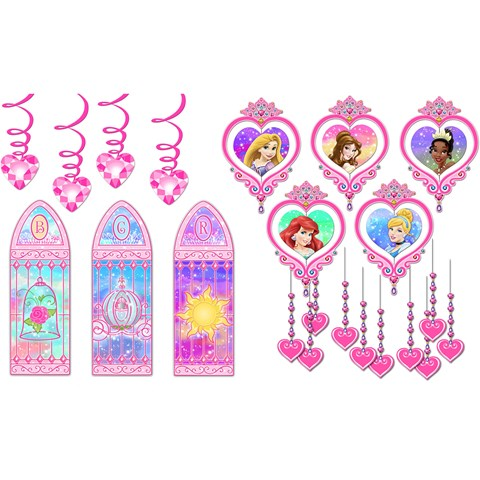 Disney Very Important Princess Dream Party Room Transformation Kit