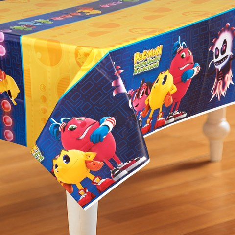PAC-MAN and the Ghostly Adventures Plastic Tablecover
