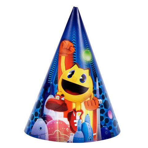PAC-MAN and the Ghostly Adventures Cone Hats