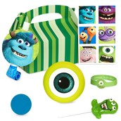 Disney Monsters U Filled Party Favor Box