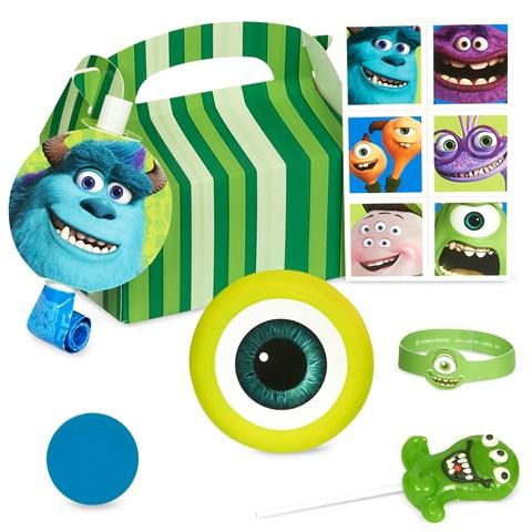 Disney Monsters U Party Favor Box