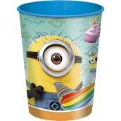 Minions Despicable Me - 16 oz. Plastic Cup
