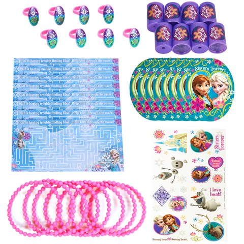 Disney Frozen - Party Favor Value Pack