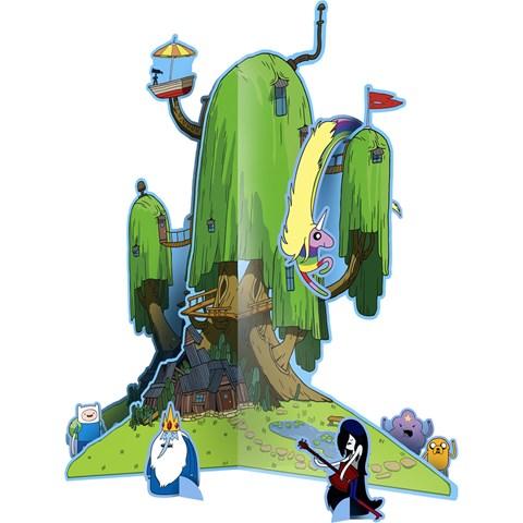 Adventure Time Centerpiece