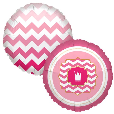 Pink! Foil Balloon