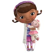 Disney Junior Doc McStuffins Jumbo Foil Balloon