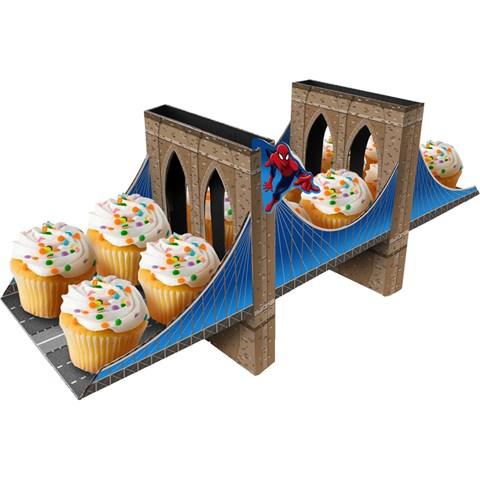 Spider Hero Dream Party Pop Up Cupcake Holder