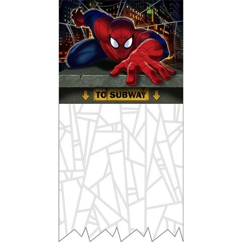 Spider Hero Dream Party Doorway Curtain